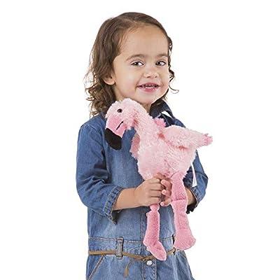 Melissa & Doug Scarlet Flamingo: Melissa & Doug: Toys & Games