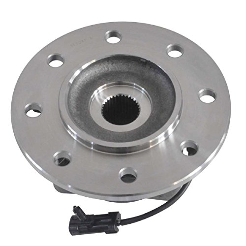 - DRIVESTAR 515041 New Front Wheel Hub and Bearing Assembly for Chevy GMC K2500 K3500 4WD 4x4 8 Lug