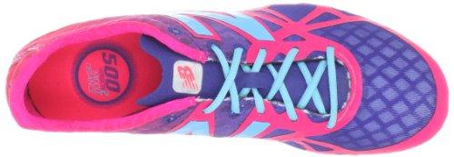 New Balance WMD500 282011-50 Damen Laufschuhe Blau (P2 BLUE/PINK 5) 36 EU / 4 UK