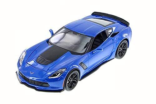 Bburago Maisto France V/éhicule Chevrolet Corvette Z06 Echelle 1//24 M31133