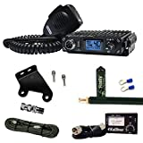 Right Channel Radios Jeep CB Radio and Antenna Package for 2007-2017 JK and JKU Jeep Wranglers