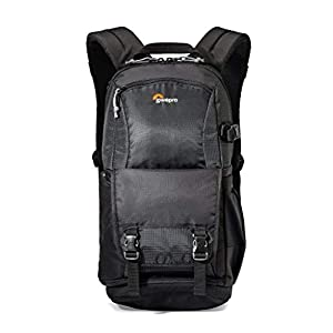 "Lowepro Fastpack BP 150 AW II - A Travel-Ready Backpack for DSLR and 11"" Laptop and Tablet"