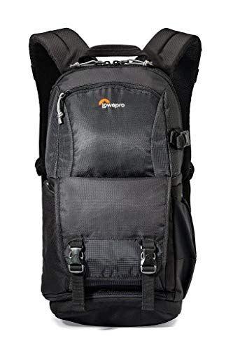 - Lowepro Fastpack BP 150 AW II - A Travel-Ready Backpack for DSLR and 11