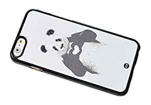 1888998282450 [Global Case] Animal Koala Panda Cute Adorable Ostrich Funny Bird Mammal Head Vintage Dog Cat Hibou (BLACK CASE) Snap-on Cover Shell for Apple iPad Mini 2