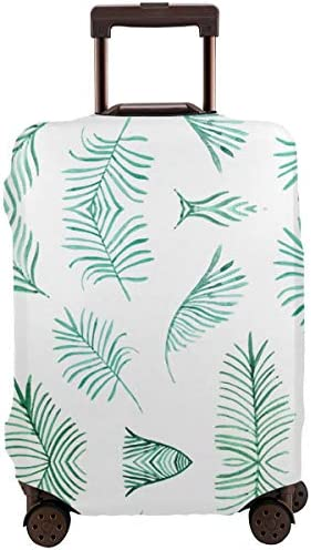 スーツケースカバー 伸縮素材 保護 盗難防止 防塵 かわいい カバー キズから保護 洗える おしゃれ かわいい 人気 旅行 海外 便利 ジッパー