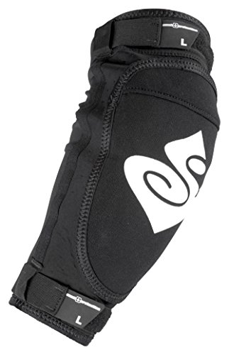 Sweet Protection Bearsuit Elbow Pads True Black, XL by Sweet Protection