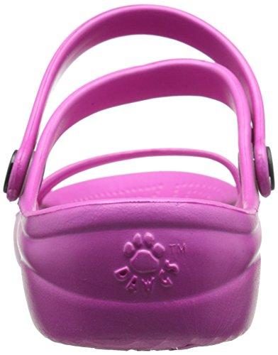 Dawgs Kvinners Damer 3-stropp Sandal Hot Pink