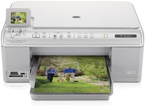 HP Photosmart C6380 All-in-One Printer - Impresora multifunción ...