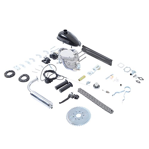 "Aosom 60cc 2 Stroke Gas Engine Motor Kit for 26"" or 28"" B..."