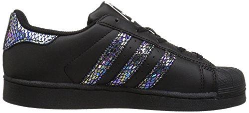 adidas Kids' Superstar Sneaker Cblack,cblack,cblack