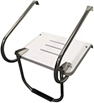 """Boat Swim Platform 17"""" with Single Step Ladder 67903 PRO (New - Not in a Retail Pac"""