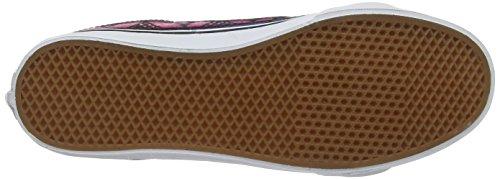 Vans Unisex Sk8-Hi Slim Women's Skate Shoe Moroccan Geo free shipping big sale Uaq5F