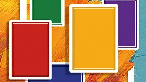 Purple Baraja de Cartas Pure NOC Playing Cards by TCC and HOPC Inc Murphys Magic Supplies Giochi di Magia e Prestigio