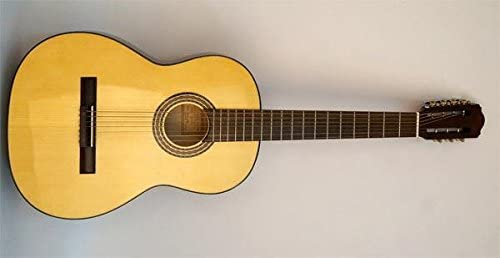 Guitarra Hora española 7 clásica de 7 cuerdas, N1010-7. Rumanía ...