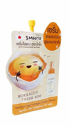 Egg White Eye Mask - 5