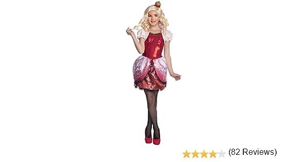 Ever After High - Disfraz de Apple White para niña, infantil 11-14 años (Rubies 884908-XL): Amazon.es: Juguetes y juegos