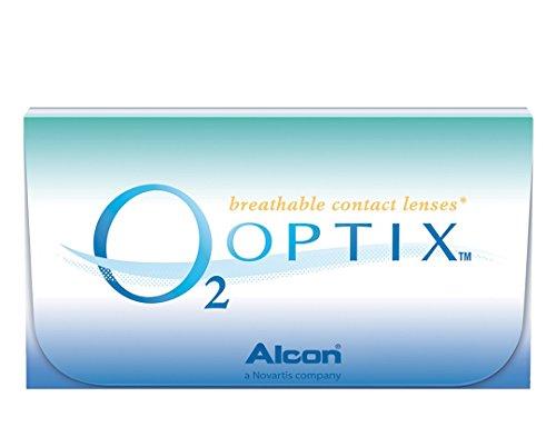 O2 Optix (-0.25) – 6 Lens Pack