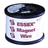 Essex Magnet Wire 22 AWG Gauge Enameled Copper Wire - 10 LBS