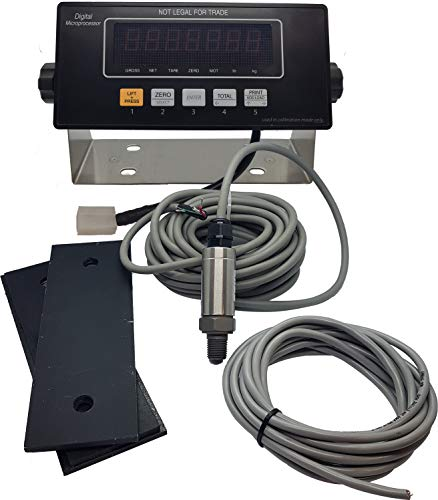 On-Board Forklift, Lift Truck, Hydraulic Weigh Scale