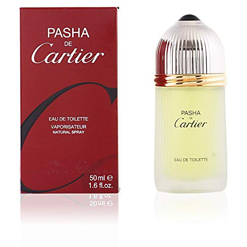 (Pasha De Cartier by Cartier, 3.3 oz Eau De Toilette Spray for men)
