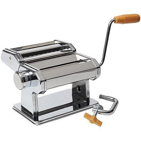 Italian Origins Stainless Steel Pasta Making Machine Generic BLZ-11398