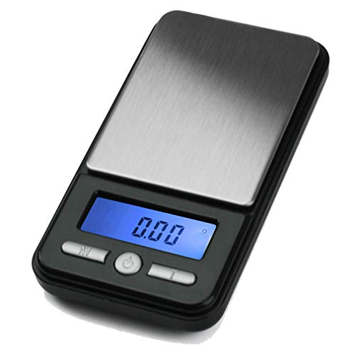 af97f1915187 Top 10 Pocket Scale 100g X 0.01gs of 2019 - Best Reviews Guide