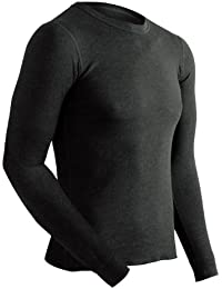 Men's Platinum Dual Layer Long Sleeve Crew Neck Top