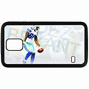 Personalized Samsung S5 Cell phone Case/Cover Skin 14345 1 dezbryant Black