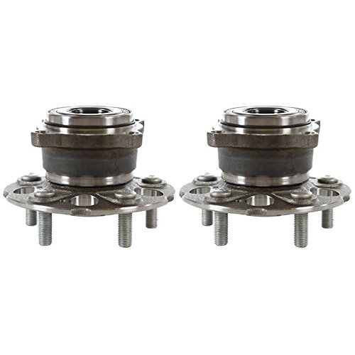 Prime Choice Auto Parts HB612347PR Rear Pair 2 Wheel Hub Bearing Assemblies 5 Stud