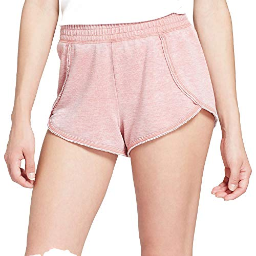Xhilaration Pink Pajamas - Xhilaration Women's Dolphin Pajama Sleep Shorts (X-Small, Sierra Rose)