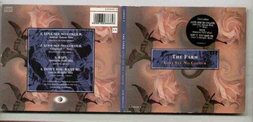 FARM - LOVE SEE NO COLOUR - CD (not vinyl)