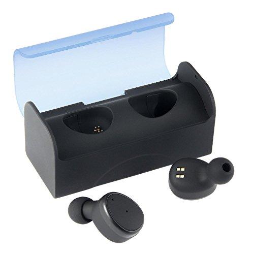 True Wireless Earbuds, Kobwa Stereo Bluetooth Earphone Mini