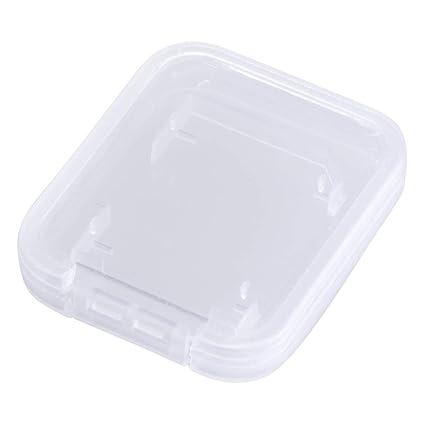 Hama Slim Box - Funda para Tarjeta SD: Amazon.es: Informática