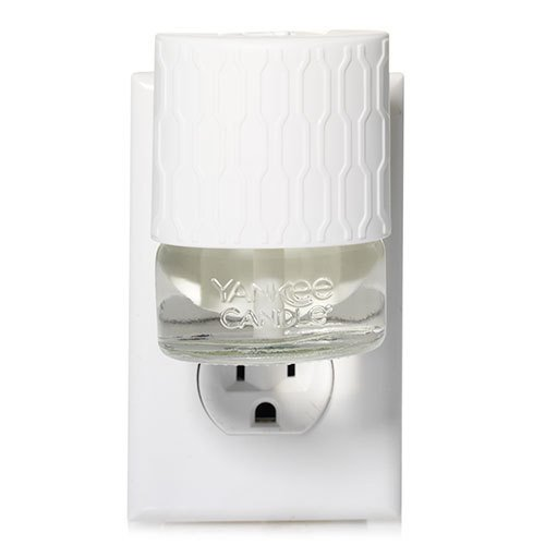 Yankee Candle White Bars Scent-Plug Air Freshener Base