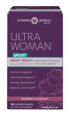 Review Vitamin World Ultra Woman™
