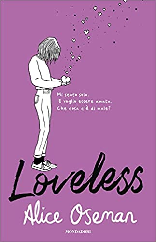 cover libro Loveless di AliceOseman