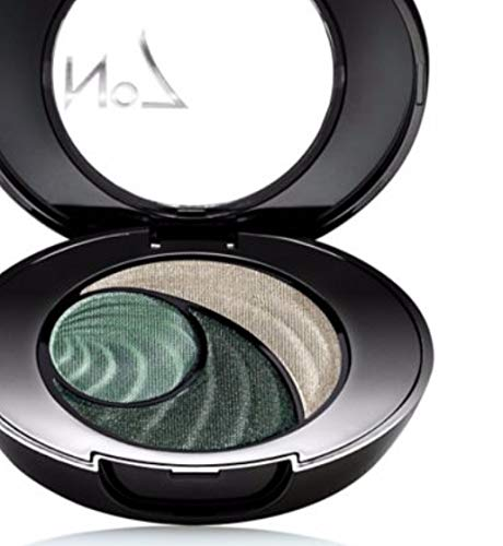 No7 Stay Perfect Trio, eyeshadow palette emeralds - 3 G
