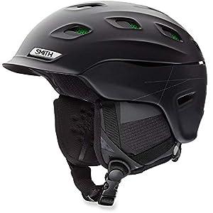 Smith Optics Unisex Adult Vantage MIPS Snow Sports Helmet Matte Black Medium (55 59CM)