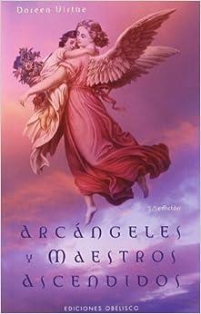 Book Arcangeles y maestros ascendidos (Spanish Edition)