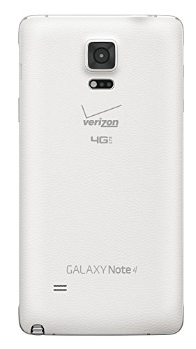 Samsung Galaxy Note 4 N910V - 32GB - Verizon + GSM - White (Certified Refurbished)