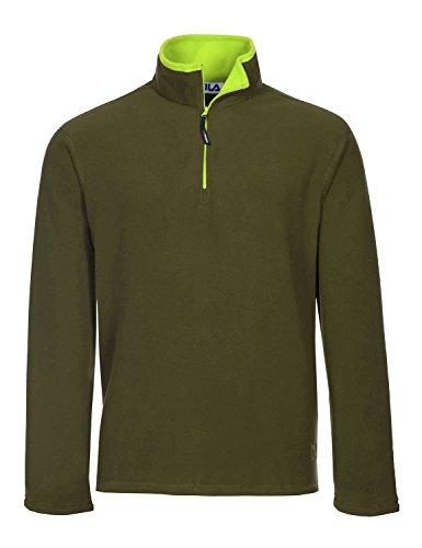 Fleece Army Pullover - 5