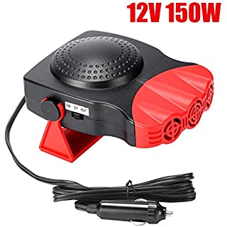 Sale Off Portable Car Heater Car Heater That Plugs Into Cigarette Lighter 12V 150W Car Heater Fast Heating Quickly Defrosts Defogger
