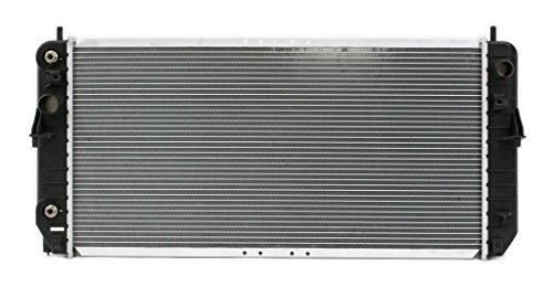 - Radiator - Pacific Best Inc For/Fit 2514 01-03 Cadillac SeVille STS Plastic Tank Aluminum Core 1 Row