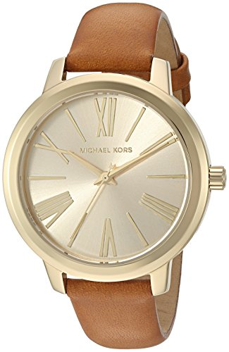 Michael Kors Women s Hartman Brown Watch MK2521