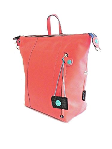 ZAINO GABS LOLA BACKPACK ESCUDO+ZIP COLOR TG L ROSSO+BLU