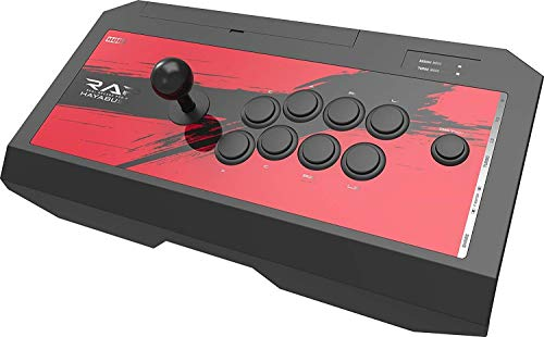 【PS4/PS3/PC対応】リアルアーケードPro.V HAYABUSA ヘッドセット端子付き for PS4 PS3 PC by Hori (Image #2)