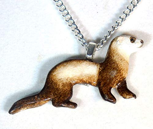 Sable Ferret Necklace (735)