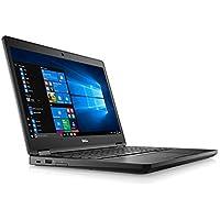 Dell Latitude 5480 Business Laptop | 14.0 inch HD Anti-Glare LCD | Intel Core 7th Generation i7-7600U | 16 GB DDR4 | 256 GB SSD | Windows 10 Pro