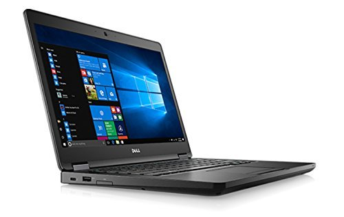Dell 4K7HN Latitude 5480 Laptop 14 HD Intel Core i5-7200U 8GB DDR4 256GB Solid State Drive Windows 10 Pro [並行輸入品]   B07DZHW4S1