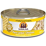 Weruva Classic Cat Food, Paw Lickin' Chicken With Chicken Breast In Gravy, 5.5Oz Can (Pack Of 24)